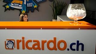 Mit Ricardo beschafft sich Tamedia Millionen von Kundendaten