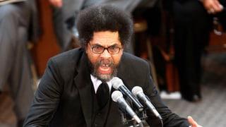 Cornel Wests Kritik an Obama spaltet die Afroamerikaner