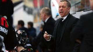 Ireland nicht mehr Lugano-Trainer