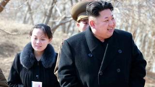 Kim Yo-jong soll an die Winterspiele in Südkorea reisen