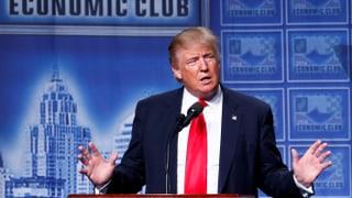 Trump geht mit Steuergeschenken auf Wählerfang