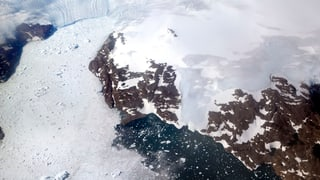 Gefährliche Gletscherschmelze in Grönland