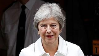 May glaubt weiter an Brexit-Einigung
