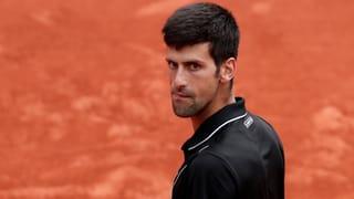 Djokovics Enttäuschung nach Paris-Out