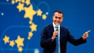 Streit mit Frankreich hilft den Fünf Sternen nicht aus der Krise