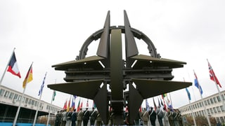 Die Nato spricht Klartext