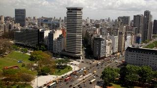 Argentinien droht erneut die Staatspleite