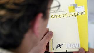 Die Arbeitslosenquote stieg in Bern, Freiburg und Wallis