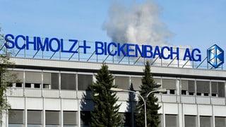Schmolz+Bickenbach: Sesselrücken im Verwaltungsrat