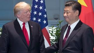Trump nimmt Chinas Handelspolitik ins Visier