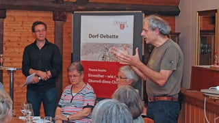 Oberwil hinterfragt die Wachstumspläne des Gemeinderats