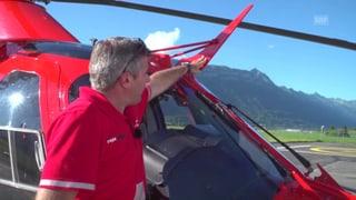 Die grösste Gefahr für Heli-Piloten (Artikel enthält Video)