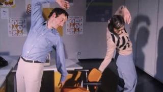 Die drei lustigsten Fitness-Videos aus dem SRF-Archiv