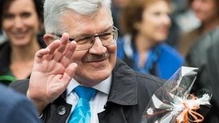 Rückblick mit Roland Brogli zu seinem Rücktritt aus dem Aargauer Regierungsrat Ende 2016