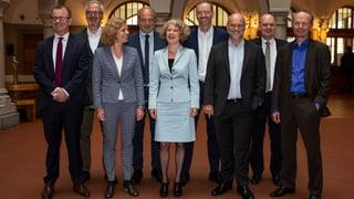 Braucht Zürich nur noch sieben statt neun Stadträte?