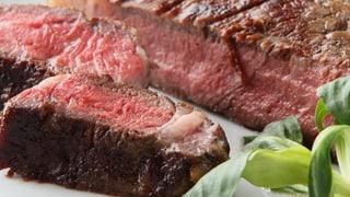 Blutig oder durch – Wie ist Fleisch gesünder?