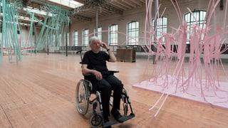 Schang Hutter: «Ich mache auch mit 80 Jahren weiterhin Figuren»