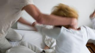 Häusliche Gewalt: Drei Viertel der Opfer sind weiblich