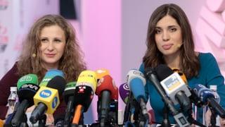 Pussy Riot wollen Putin vertreiben