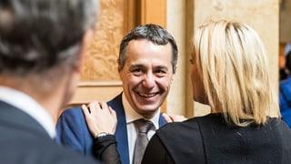 Ignazio Cassis will die Schweiz «zusammenschmieden»