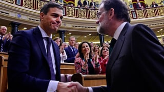 Mariano Rajoy betg pli primminister
