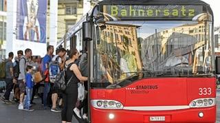Ersatzbusse: 1.-Klass-Passagiere kriegen auf Anfrage Geld zurück (Artikel enthält Audio)