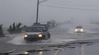 «Florence» setzt Südosten der USA unter Wasser