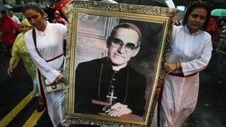 Vatikan spricht Armen-Bischof Óscar Romero selig