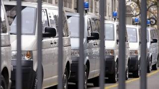Drei Zürcher Milieu-Polizisten sollen in U-Haft kommen