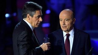 Der grosse Vergleich: So ticken Juppé und Fillon