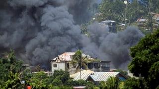 US-Spezialkräfte bekämpfen Islamisten auf den Philippinen