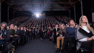 «Die göttliche Ordnung» begeistert Eröffnungs-Publikum