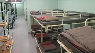 Aargau eröffnet zweites geschütztes Spital als Asylunterkunft