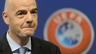 UEFA propona Gianni Infantino sco president da la FIFA