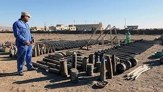Wie die IS-Miliz zu ihren Waffen kommt