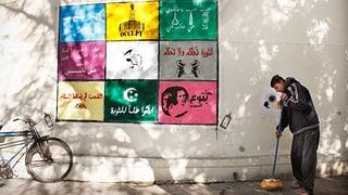 Früher wie heute: Künstler wollen die Welt verändern