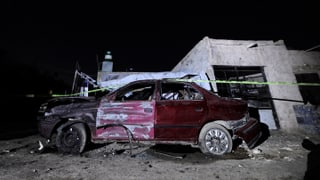 Detonationen an Militärflughafen: Syrien beschuldigt Israel