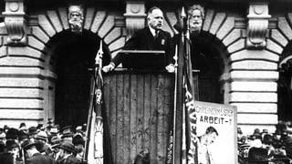 Robert Grimm – Vater des Landesstreiks wider Willen