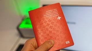 Run auf Schweizer Pass