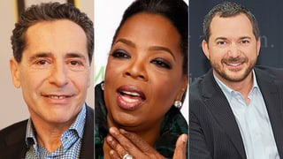 Warum schütten alle Stars ihr Herz bei Oprah Winfrey aus?