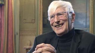 Video «Das Leben anlächeln: Tomi Ungerers Überlebensstrategie» abspielen