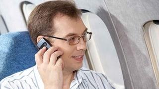 Telefonieren im Jet als neue Roamingfalle (Artikel enthält Audio)