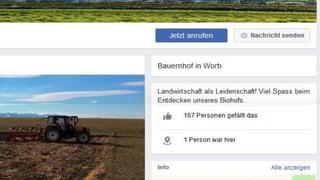 Emmentaler Bauern machen sich fit für Facebook & Co