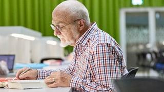 Anreize fürs Arbeiten nach der Pension