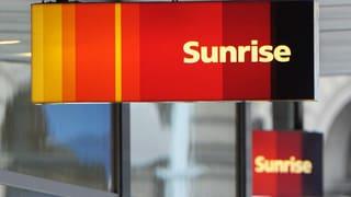 Sunrise: Harter Wettbewerb bremst Wachstum