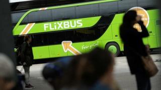 Bundesamt für Verkehr nimmt Flixbus unter die Lupe