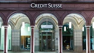 USA verkünden vollständige Einigung mit den Banken