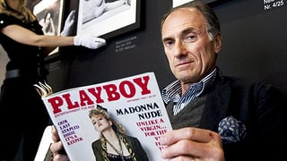 Es lohnt sich, den Playboy auch einfach «nur» zu lesen