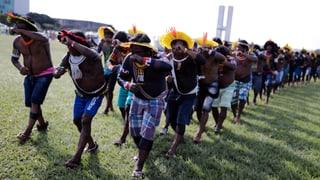 Indigene kämpfen für eine intakte Umwelt