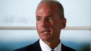 Boeing-Chef räumt Probleme mit Steuerungssoftware ein